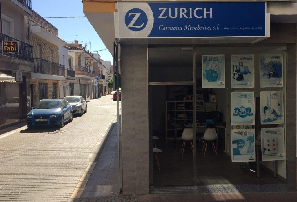 Foto1_agencia de Zurich 24281 Ecija 6 Fte Palmera